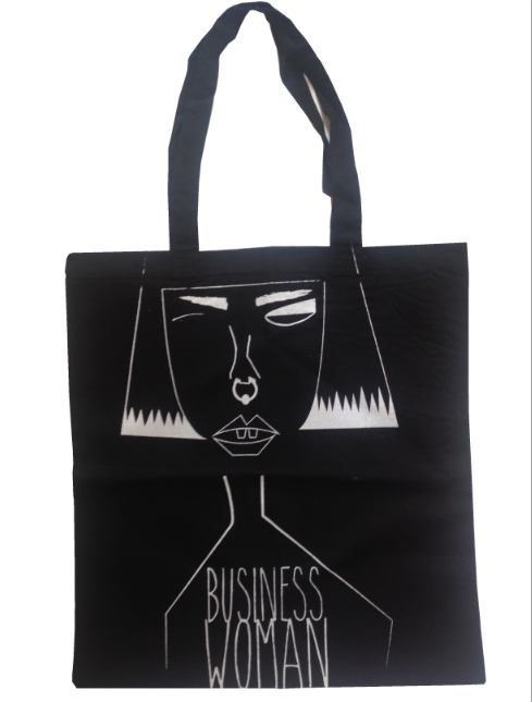 Business Woman Bag (Black)