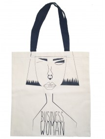 Business Woman Bag (Tan)