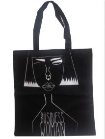 Business Woman Bag (Black)