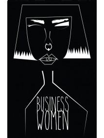 Business Woman Art Print