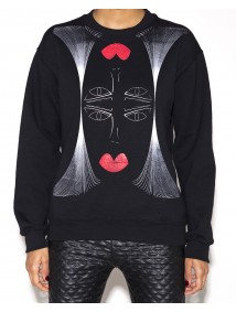 Double Face Sweatshirt